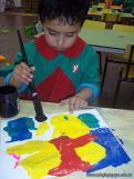 Salas de 3 pintando 39