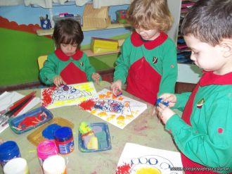 Salas de 3 pintando 42