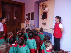Salas de 3 visitaron la Muestra Karai Octubre 10