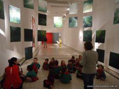Salas de 3 visitaron la Muestra Karai Octubre 22