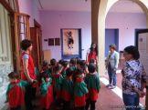 Salas de 3 visitaron la Muestra Karai Octubre 36
