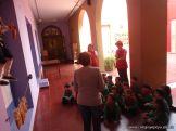 Salas de 3 visitaron la Muestra Karai Octubre 40