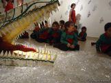 Salas de 3 visitaron la Muestra Karai Octubre 48