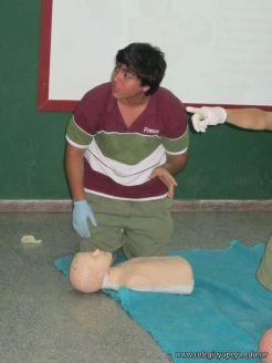 3ra Clase de Primeros Auxilios 44