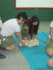 3ra Clase de Primeros Auxilios 63