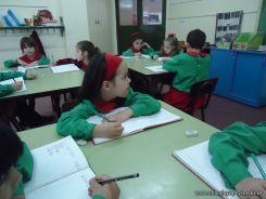Alumnos de 1er grado por un dia 120