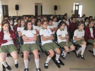 Charla de Educacion Sexual para 6to grado 1