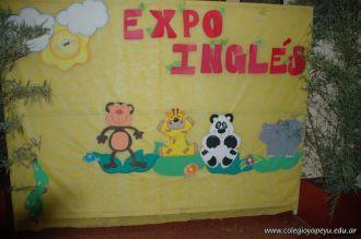 Expo Ingles de Salas de 5 1