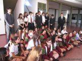 Los Brisco se despiden de la Promocion 2011 2