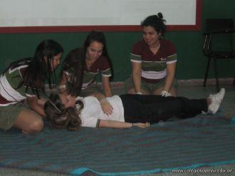 Ultima Clase de Primeros Auxilios 2011 1