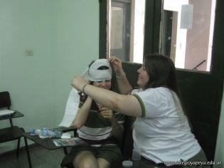 Ultima Clase de Primeros Auxilios 2011 12
