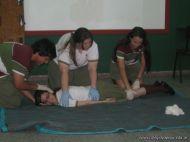 Ultima Clase de Primeros Auxilios 2011 28