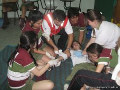 Ultima Clase de Primeros Auxilios 2011 33