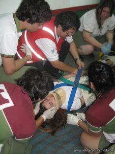 Ultima Clase de Primeros Auxilios 2011 45