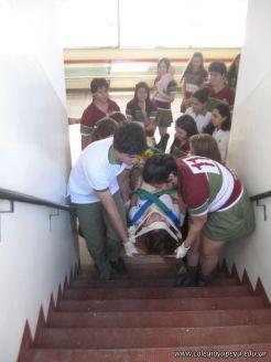 Ultima Clase de Primeros Auxilios 2011 52