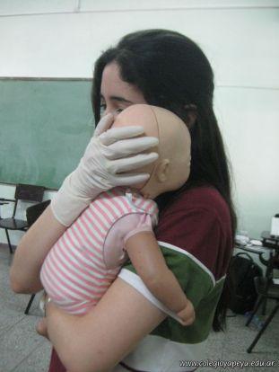 Ultima Clase de Primeros Auxilios 2011 63