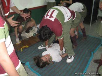 Ultima Clase de Primeros Auxilios 2011 64