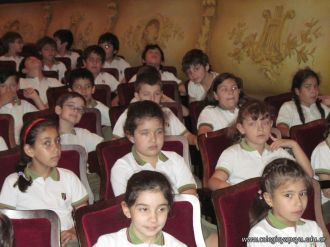 Visita al Teatro Vera 9