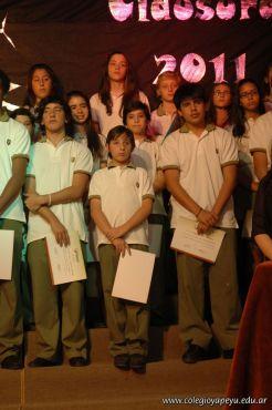 Acto de Clausura de la Educacion Secundaria 2011 121