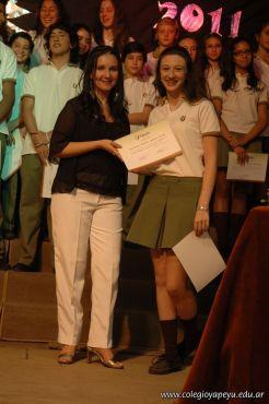 Acto de Clausura de la Educacion Secundaria 2011 91