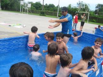 Fotos de la Colonia de Vacaciones 2011 123