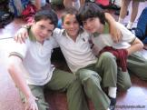 Los de 5to despiden a 6to grado 4