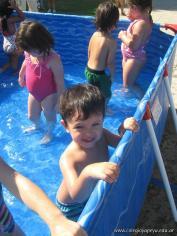 Primeros Dias en la Colonia de Vacaciones 2012 32
