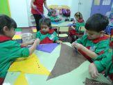 Primer semana de clases en el Jardin 110