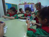 Primer semana de clases en el Jardin 139