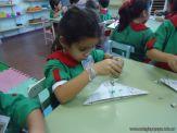 Primer semana de clases en el Jardin 143