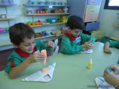 Primer semana de clases en el Jardin 144