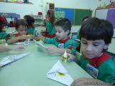 Primer semana de clases en el Jardin 147
