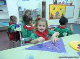 Primer semana de clases en el Jardin 15