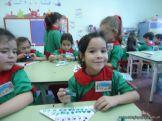Primer semana de clases en el Jardin 151