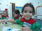 Primer semana de clases en el Jardin 157