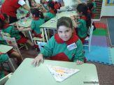 Primer semana de clases en el Jardin 164