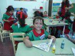 Primer semana de clases en el Jardin 169