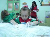 Primer semana de clases en el Jardin 210