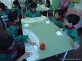 Primer semana de clases en el Jardin 218