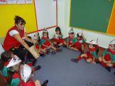 Primer semana de clases en el Jardin 225