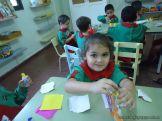 Primer semana de clases en el Jardin 58