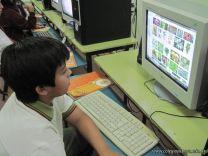6to grado en Sala de Computacion 1