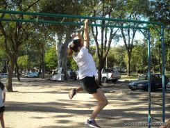 Educacion Fisica en el Parque Mitre 22