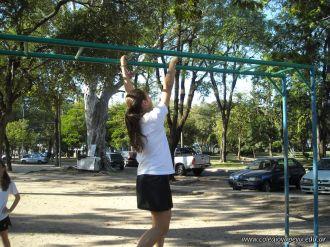 Educacion Fisica en el Parque Mitre 23