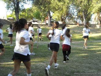 Educacion Fisica en el Parque Mitre 34