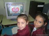 Primer grado en Sala de Computacion 4