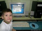 Primer grado en Sala de Computacion 48