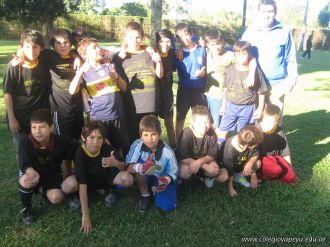 Torneo Intercolegial de Educacion Fisica 31