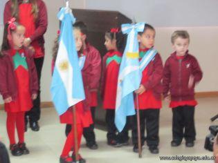 Dia de la Bandera en el Jardin 5