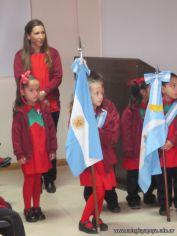Dia de la Bandera en el Jardin 6